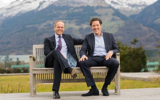 Ronald-Peter Stöferle und Mark Valek, Incrementum AG / © Incrementum