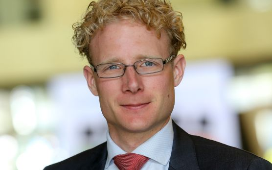 Jacob Vijverberg, Portfolio Manager Diversified Income Strategies bei Aegon Asset Management / © Aegon AM