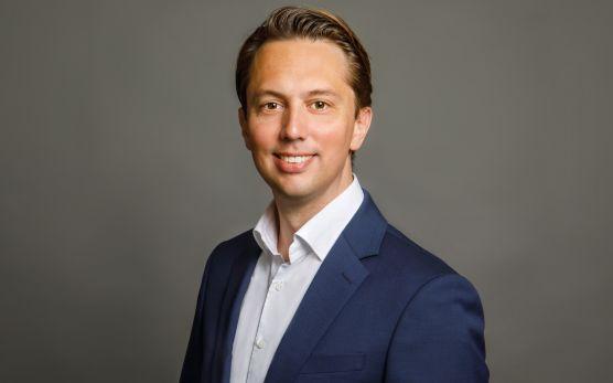 Dr. Maximilian Brauers, Geschäftsführer der Union Investment Institutional Property GmbH, Union Investment / © Union Investment