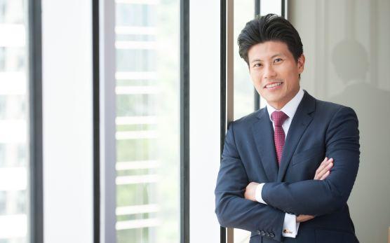 Jenn-Hui Tann, Leiter des Bereichs Stewardship und Sustainable Investing bei Fidelity International / © Fidelity International