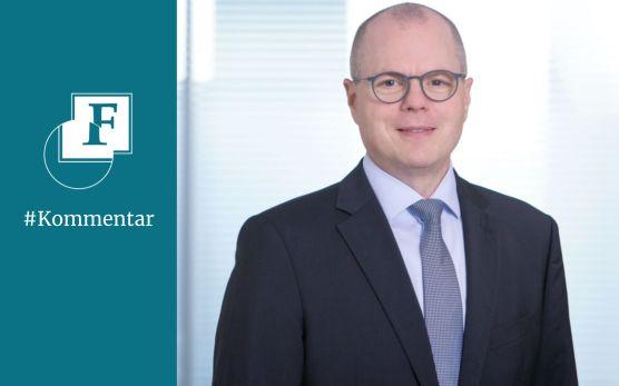 Dr. Jörg Zeuner, Chefvolkswirt und Leiter Research & Investment Strategy sowie Mitglied des Union Investment Committee / © e-fundresearch.com / Union Investment