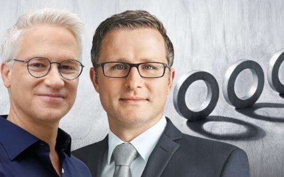 Wallstreet - Experte Markus Koch & Stefan Breintner, Leiter Research bei DJE / © DJE