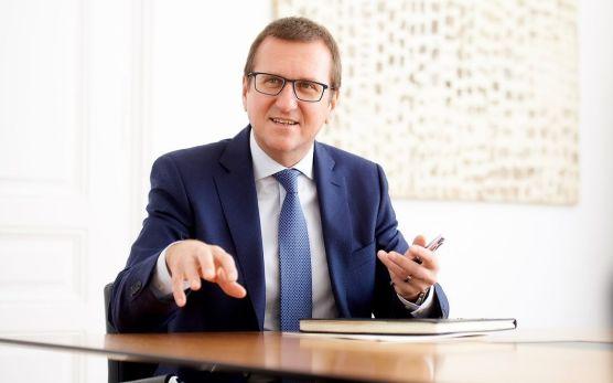 Christian Nemeth, Chief Investment Officer der Zürcher Kantonalbank Österreich AG / © Zürcher Kantonalbank Österreich AG