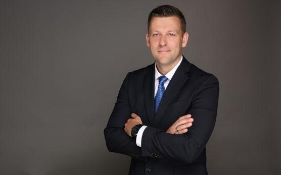 Robert Guzialowski, Leiter Real Assets Deutschland bei Hauck & Aufhäuser / © Hauck & Aufhäuser
