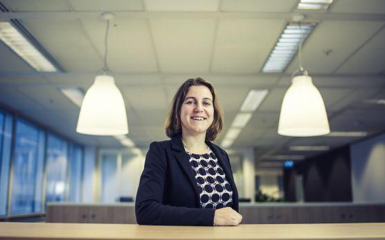Carola van Lamoen, Head of Active Ownership, Robeco / © Robeco