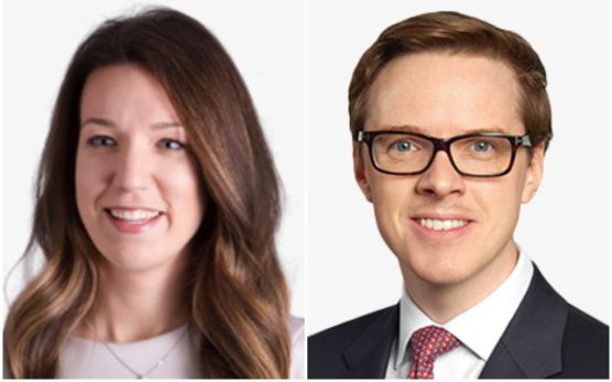 Jonathan Bailey, Head of ESG Investing & Caitlin McSherry, Director of Investment Stewardship, ESG Investing Team, Neuberger Berman / © Neuberger Berman