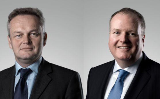 Adrian Hull, Head of Fixed Income & Stephen Jones, Chief Investment Officer, beide Kames Capital / © Kames Capital / Aegon AM