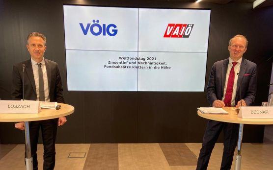 Thomas Loszach (VAIÖ) & Heinz Bednar (VÖIG) / © VÖIG