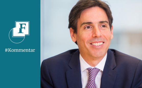 Javier Rodriguez-Alarcon, Leiter Portfolio Management/Quantitative Investment Strategies bei Goldman Sachs Asset Management / © e-fundresearch.com / Goldman Sachs Asset Management