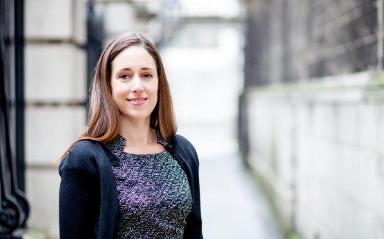 Anne Tolmunen, Portfoliomanagerin des AXA WF Framlington Social Progress Fund, AXA Investment Managers / © AXA IM