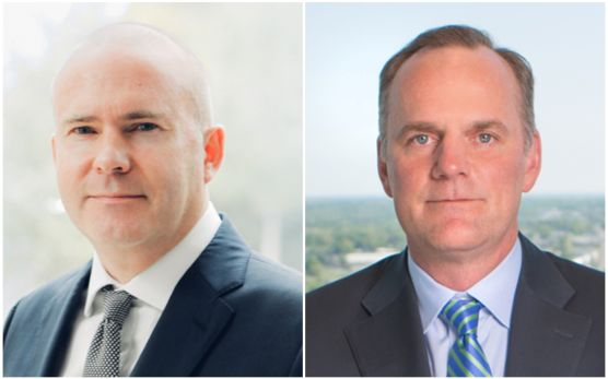 Martin Horne, Head of Global Public Fixed Income & David Mihalick, Head of U.S. Public Fixed Income & Head of U.S. High Yield, Barings / © Barings