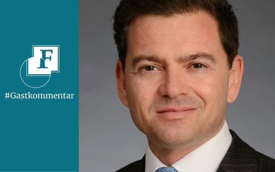 Christian Staub, Managing Director, Europe, Fidelity International / © Fidelity International