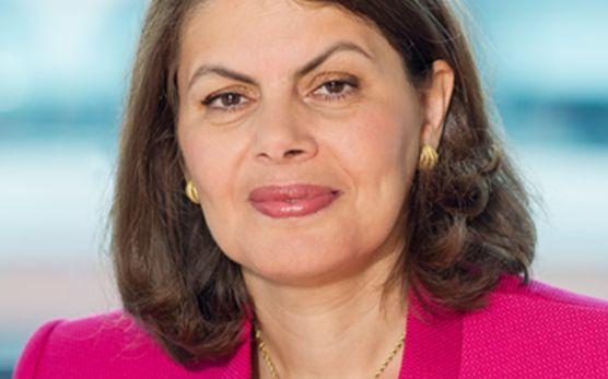 Dr. Ghadir Cooper, Global Head of Equities bei Barings / © Barings